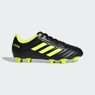 Chimpunes de Fútbol Copa 19.4 Multiterreno Core Black / Solar Yellow / Core Black D98088