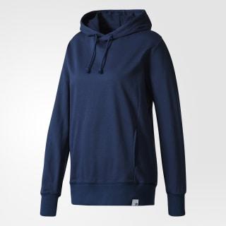 Sweat-shirt à capuche XBYO Mineral Blue CE7608