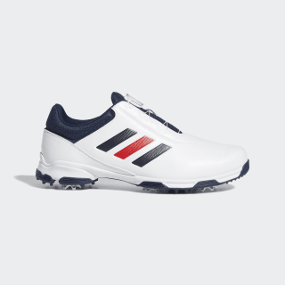 Traxion Lite Boa Shoes Cloud White / Collegiate Navy / Collegiate Red F34214