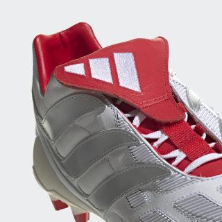 adidas Predator Precision Firm Ground David Beckham Voetbalschoenen Beige | adidas Officiële Shop
