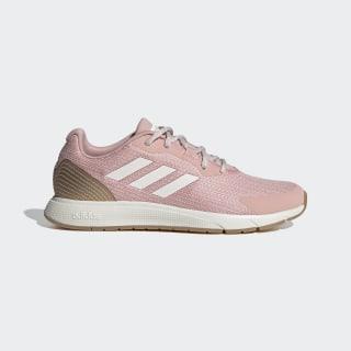 Кроссовки для бега Sooraj Pink Spirit / Chalk White / Tactile Gold Metallic EG4007