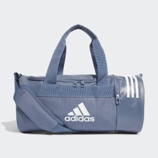 Convertible 3-Stripes Duffel Bag Extra Small Tech Ink / White / White DZ8650