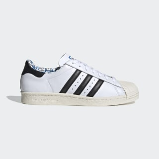 HAGT Superstar 80s Shoes Cloud White / Core Black / Chalk White G54786