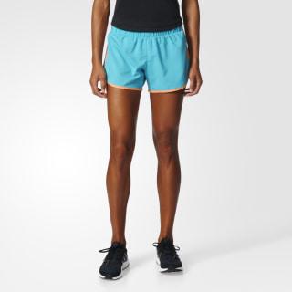 Shorts M10 3 franjas ENERGY BLUE/EASY ORANGE AZ2946
