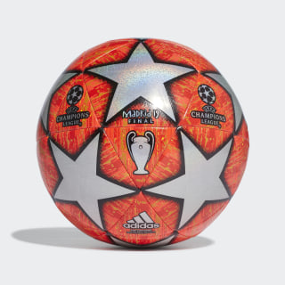Ballon UCL Finale Madrid Top Capitano Multicolor / Active Red / Scarlet / Solar Red DN8686