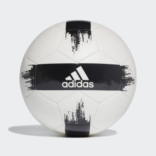 Pelota de Fútbol EPP 2 white / black DN8716