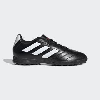 Calzado De Fútbol Para Pasto Sintético Goletto Vii J Core Black / Cloud White / Red EE4483