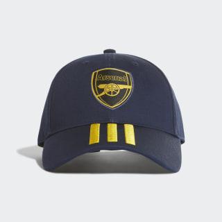 Arsenal Hat Collegiate Navy / Eqt Yellow EH5084