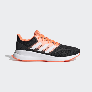 RUNFALCON Cloud White / Dash Grey / Signal Coral EG8629