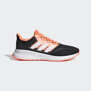 Runfalcon Shoes Cloud White / Dash Grey / Signal Coral EG8629