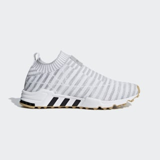 Sapatos Primeknit EQT Ftwr White / Crystal White / Gum 3 B37534