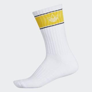 Basketball Crew Socks White CK6728