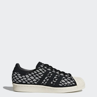 Calzado Superstar 80s CORE BLACK/CORE BLACK/OFF WHITE BZ0642