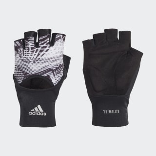 Gloves White / Black / Matte Silver EA1650