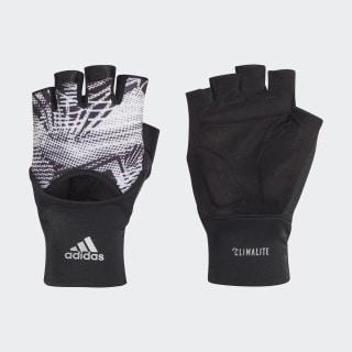 Handschuhe White / Black / Matte Silver EA1650