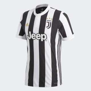 Игровая футболка Ювентус Home white / black BQ4533