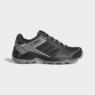 Terrex Eastrail GTX Shoes Grey Four / Core Black / Clear Mint BC0978