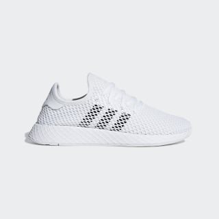 Deerupt Runner Schoenen Cloud White / Core Black / Grey Two DA8871