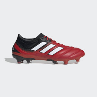 Copa 20.1 Firm Ground Boots Active Red / Cloud White / Core Black EF1948