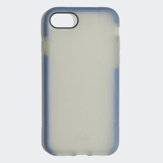 Agravic Case iPhone X Ash Silver / Hi-Res Blue CK4900