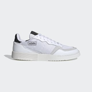 Supercourt Shoes Cloud White / Cloud White / Core Black EF5880