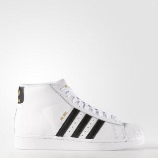 Pro Model Shoes Cloud White / Core Black / Cloud White S85962