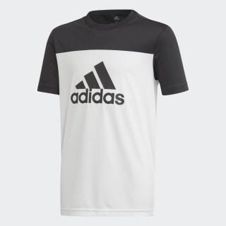 T-shirt Equipment White / Black DV2917