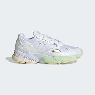 Falcon Shoes Cloud White / Copper Metalic / Aero Blue EG2877