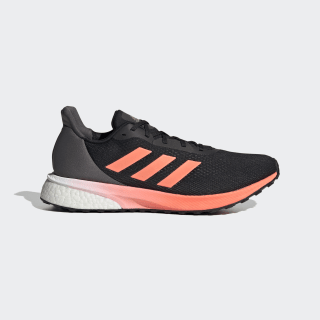 Astrarun Shoes Core Black / Signal Coral / Grey EH1530