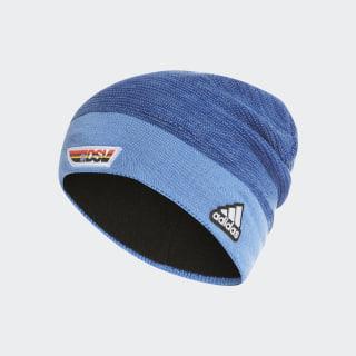 DSV Logo Beanie Real Blue FI8892
