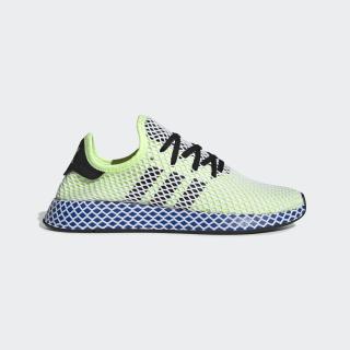Deerupt Runner Shoes Hi-Res Yellow / Core Black / Cloud White EE5662