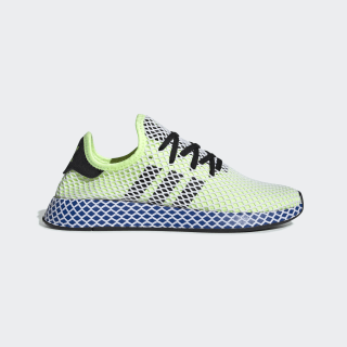 Zapatilla Deerupt Runner Hi-Res Yellow / Core Black / Cloud White EE5662