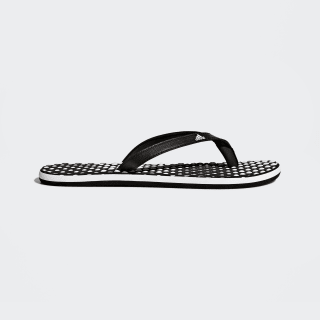 Eezay Flip-Flops Cloud White / Core Black / Core Black B23738