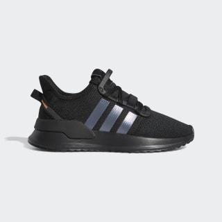 U_Path Run Shoes Core Black / Cloud White / Solar Orange FV8016