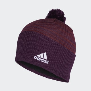 Beanie Red Night / Noble Maroon / White CY6074