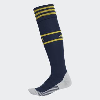 Meias do Terceiro Equipamento do Arsenal Collegiate Navy / Eqt Yellow EH5687