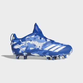 adizero 5-Star 7.0 Cleats Cloud White / Collegiate Royal / Hi-Res Blue B37170