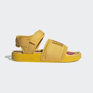Сандалии Pharrell Williams Adilette 2.0 TBIITD bold gold / bold gold / bold gold EG7825