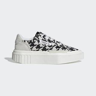 adidas Hypersleek Shoes Crystal White / Off White / Cream White G54058