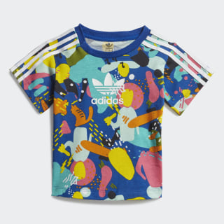 Футболка multicolor / white ED7713