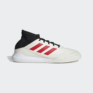 Футбольные кроссовки Predator 19.3 Paul Pogba TR off white / red / core black G26317
