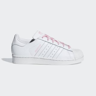 Superstar Shoes Ftwr White / Ftwr White / Light Pink CG6617