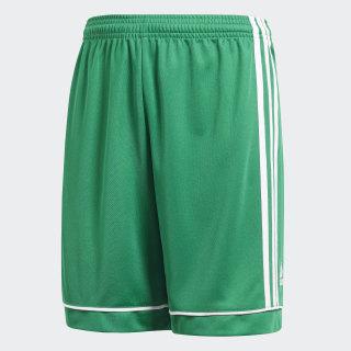Short Squadra 17 Bold Green / White BK4776