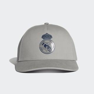 Cappellino Real Madrid Mgh Solid Grey / Night Indigo DY7724