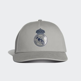 Kšiltovka Real Madrid Mgh Solid Grey / Night Indigo DY7724