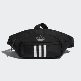 National 3-Stripes Waist Pack Black CM3824