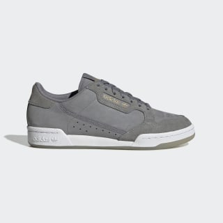 Continental 80 Shoes Grey Three / Sesame / Cloud White EH2623