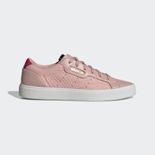 Zapatillas adidas SLEEK W pink spirit/crystal white/ENERGY PINK F17 EE4722