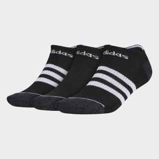 Socquettes invisibles 3-Stripes (lot de 3 paires) Multicolor CK0635