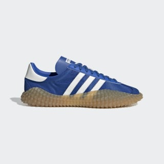 CountryxKamanda Shoes Blue / Cloud White / Gum 3 EE5666